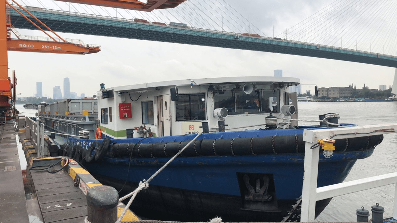 已安装DTU的船舶